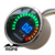Mofe racing oferta especial con logo + sensor + bar lámpara de lectura 20 LED Analógico Digital 52mm 2 Pulgadas Medidor de Vacío metros