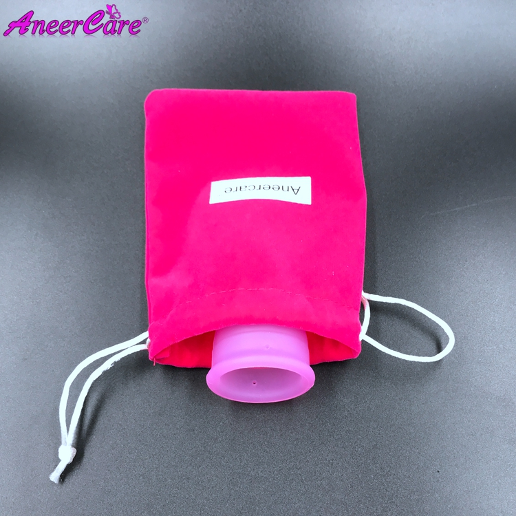 Women Silicone Menstrual Cup Diva Cup Copa Menstrual Coupe Menstruelle Feminine Hygiene Product Soft Diva Cup Aneercare 5