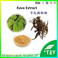 Best quality Kava root Extract Kavalactones(/Piper Methysticum ) 20:1 powder 100g/lot