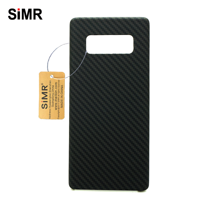 100 Real Carbon Fiber Case For Samsung Note 8 Full Cover Luxury Case Cover For Galaxy