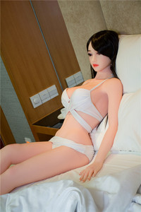 Image 5 - 165cm 87B# Love Doll  exquisite big breast TPE sex doll male realistic vaginal oral ass TPE With Skeleton