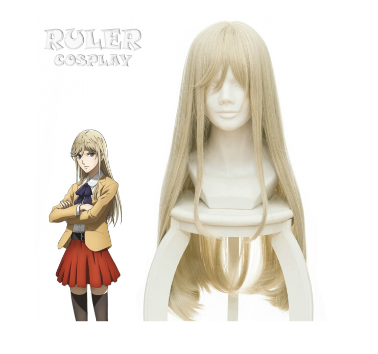 Anime Hakata Tonkotsu Ramens Cosplay Wig Lin XianMing Cosplay Costume Role Wig Halloween Cosplay Props Wig for Women