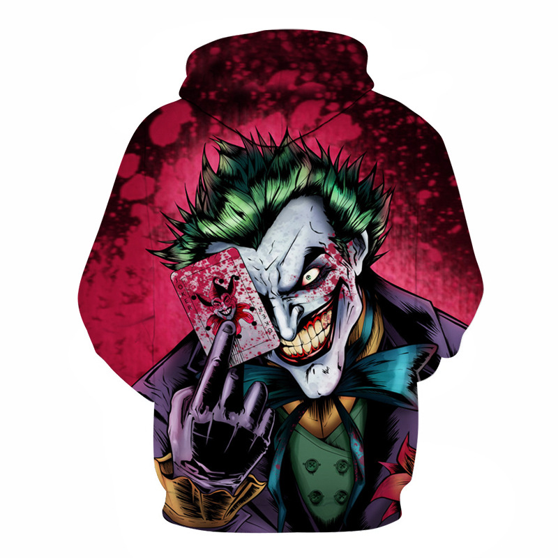 Wolf Printed Hoodies Men 3D Hoodies Brand Sweatshirts Boy Jackets Quality Pullover Fashion Tracksuits Animal Street wear Out Coat 87