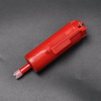 Tous modifiés accessoires magazine Boîte De Vitesses Air tube en aluminium pour MP7 jouet pistolet