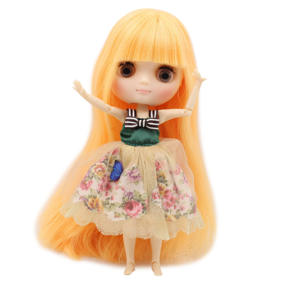 Aliexpress.com : Buy middie blyth doll 1/8 20cm light