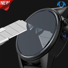 4G Смарт-часы телефон 1,6 дюймов Android 7,1 MTK6739, 3 Гб оперативной памяти, Оперативная память 32 GB Встроенная память gps Smartwatch BT4.1 Wearable Devices (носимое устройство) pk Z28 A4 x7 z29 KW88