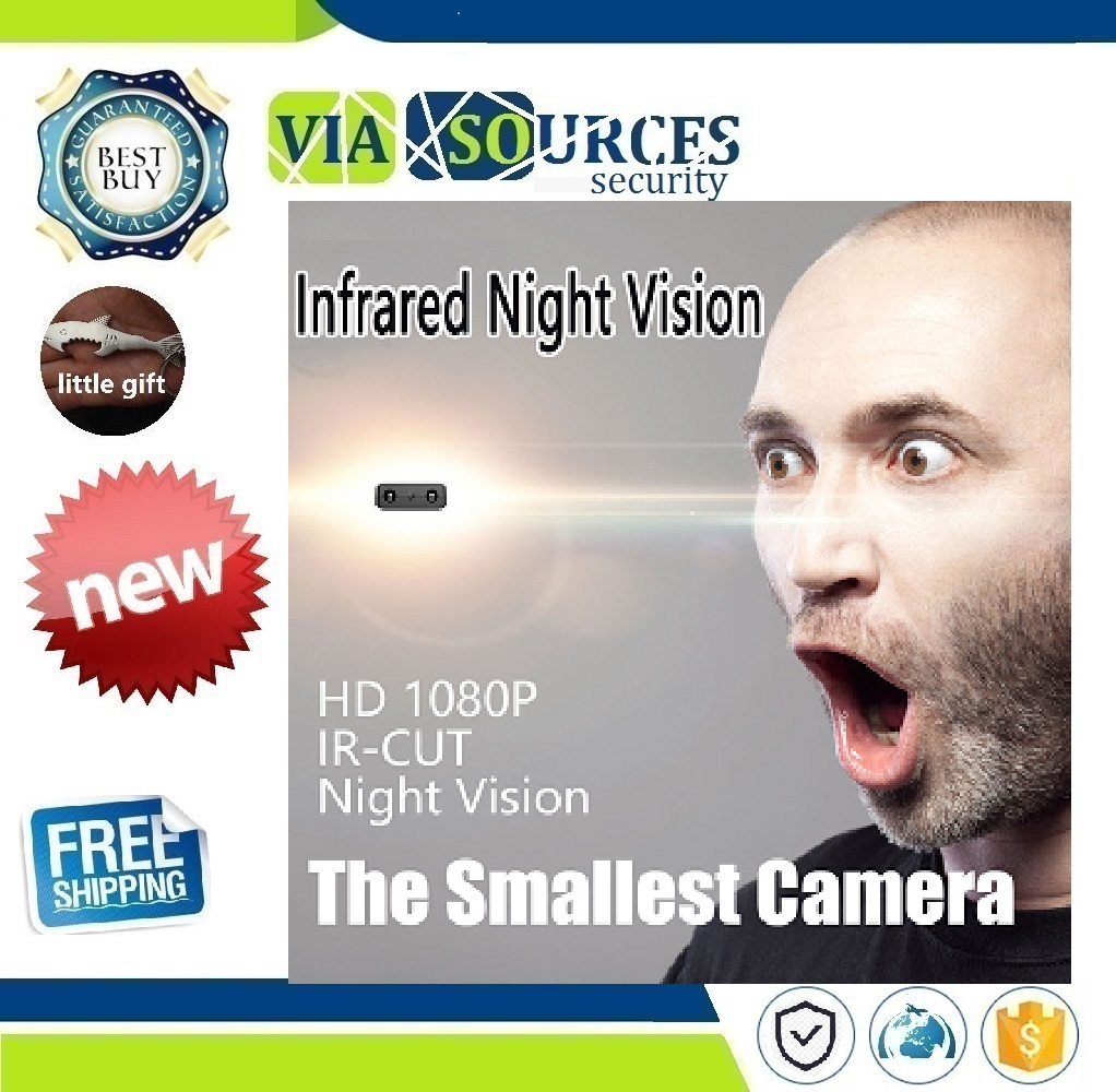 Mini Camera Smallest 1080P Full HD Camcorder Infrared Night Vision gizli kamera Micro Cam Motion Detection DV TinyMini Camera Smallest 1080P Full HD Camcorder Infrared Night Vision gizli kamera Micro Cam Motion Detection DV Tiny