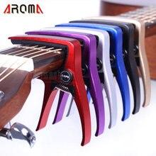 Aroma AC-20 Aluminium Alloy Guitar Capo Capotraste