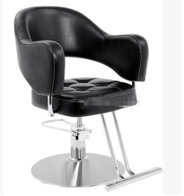 The New High-end European And American Hair Salon Chair Barber Chair Haircut Chair Shop Dedicated 8828