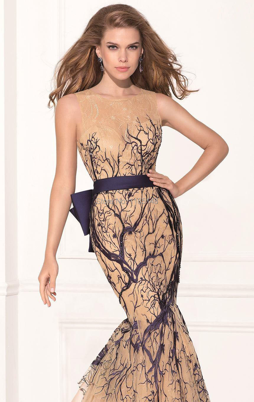 Wedding Senior Prom Dresses popular senior prom dresses buy cheap lots champagne dress sexy slim embroidered beaded mermaid evening for formal occasions free