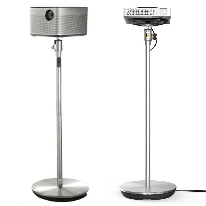 XGIMI Projetor Suporte de Chão Pan Tilt Bracket Suporte Para XGIMI H1 H2 Aurora H1S Z6 Z4 CC Aurora Z3 e outros LCD Dlp