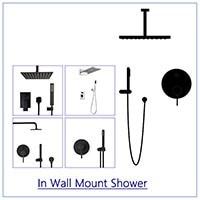 IN WALL MOUNT SHOWER-2-200