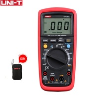 UNI T UT139A True RMS Digital Multimeter Auto Range AC/DC Amp/Volts Ohm Tester with Data Hold  NCV and Battery Test|Multimeters|   -