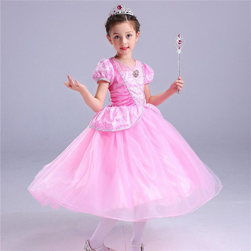 Casual chica princesa vestido de fiesta de Halloween Cosplay ...