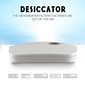 Image 2 - Mini Compatible Air Dehumidifier Energy Rechargeable Environmental Health Economical Moisture Absorbing Dryer Wardrobe Home Car