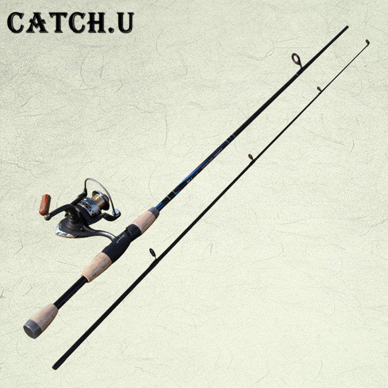M Power 2 SEG 6-12g señuelo peso Casting Spinning caña de Pescar Con Señuelos de