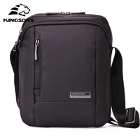 Kingsons New Designed High Quality Waterproof Men's School Business Carrying Handle Bag 9.7 inch