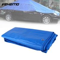 Car Waterproof Tent Canopy Canvas Cover Sun Protection Shelter Anti-Aging Dust