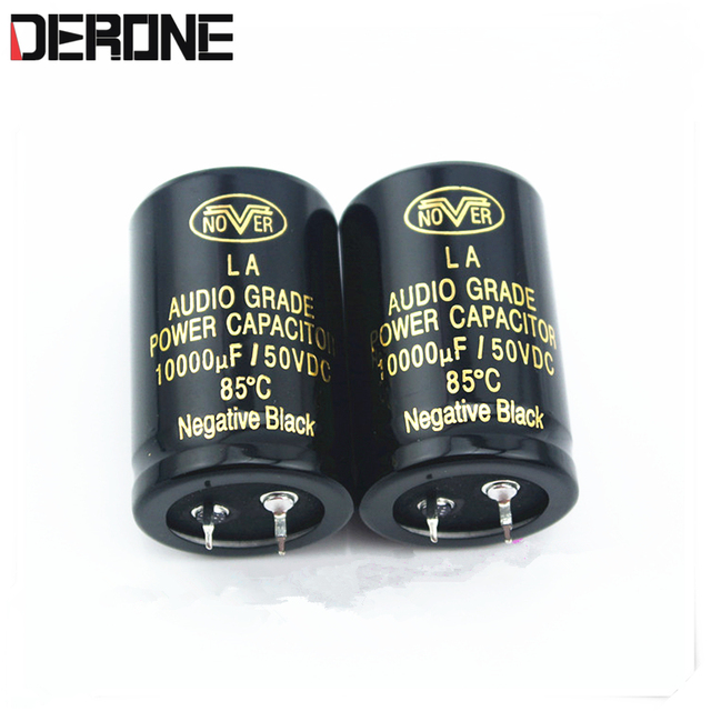 2 sztuka nover kondensator audio 10000uf 63V dla wzmacniacza mocy dac CD przedwzmacniacz filtr kondensator darmowa wysyłka