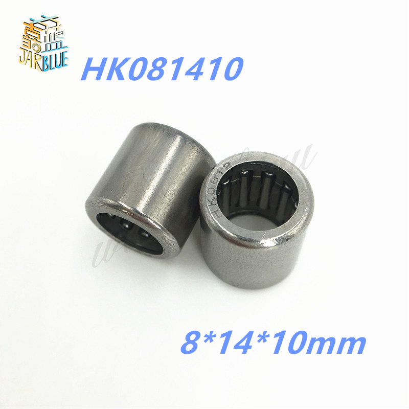 HK081410 Miniature Needle Bearing 8x14x10