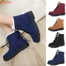 High quality New Classic Women's Warm Shoes Snow Boots Fashion Winter Short Boots five sizes Oct20