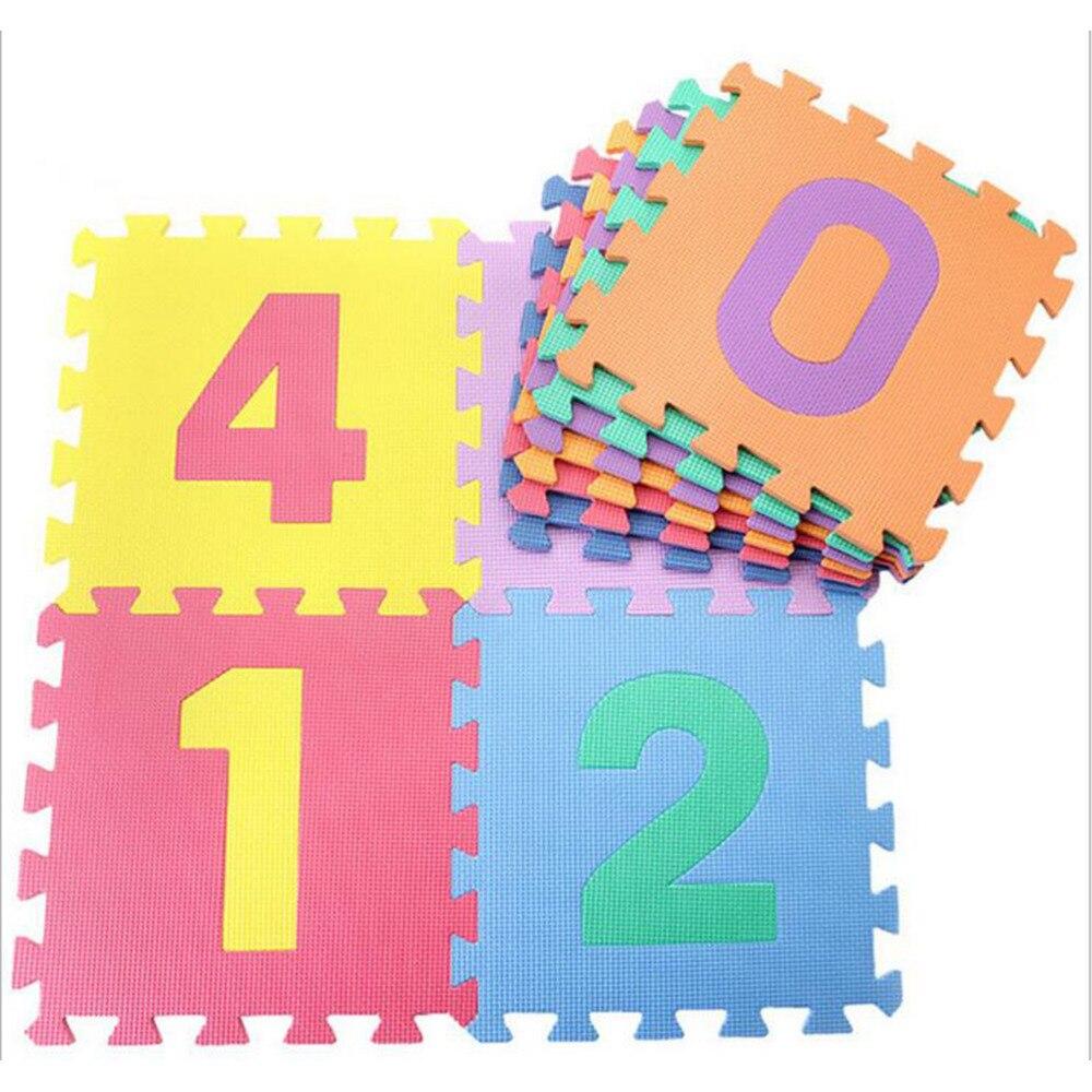 JETTING 10pcsset Puzzle Children's Foam Carpet floor
