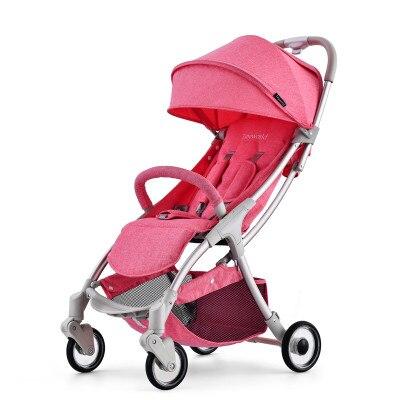 Lightweight baby stroller shock absorber can sit reclining strollerLightweight baby stroller shock absorber can sit reclining stroller