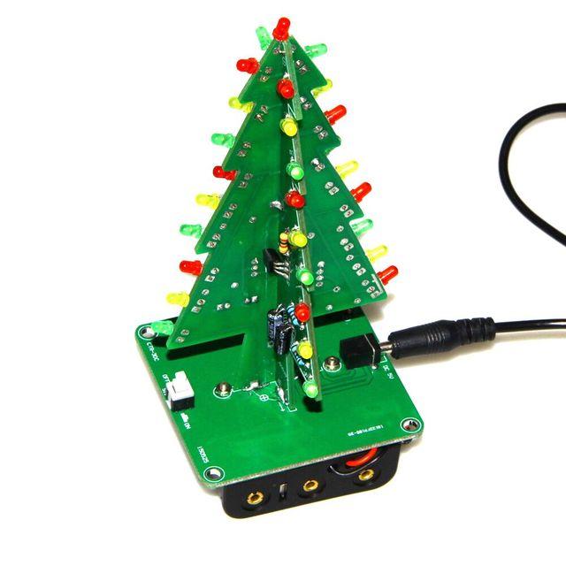 Groß Vorverdrahtete Weihnachtsbäume Bilder - Elektrische ...