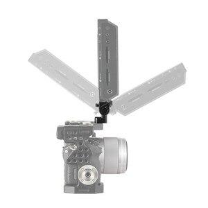 Image 5 - SmallRig モニターホルダーマウント モニターサポート 180度回転可能 DSRLリグ DSLR装備 1842