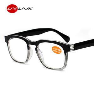UVLAIK Women Men Optical Eyeglasses Reading Glasses 32e01c0cb3