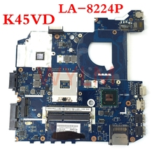 K45VD motherboard GT610M 2G QCL41 LA-8224P mainboard For ASUS A45V A85V K45VD A85V K45V K45VM K45VJ K45VS Laptop motherboard kefu k53sd laptop motherboard for asus k53sd k53e k53s k53 test original mainboard rev5 1 gt610m 2g