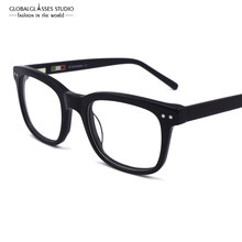 f0a21e6b7f Eyeglass Frames Vintage Men Women Designer Eyewear Frame Optical Eye  Glasses Frame can match photochromic lenses 609G