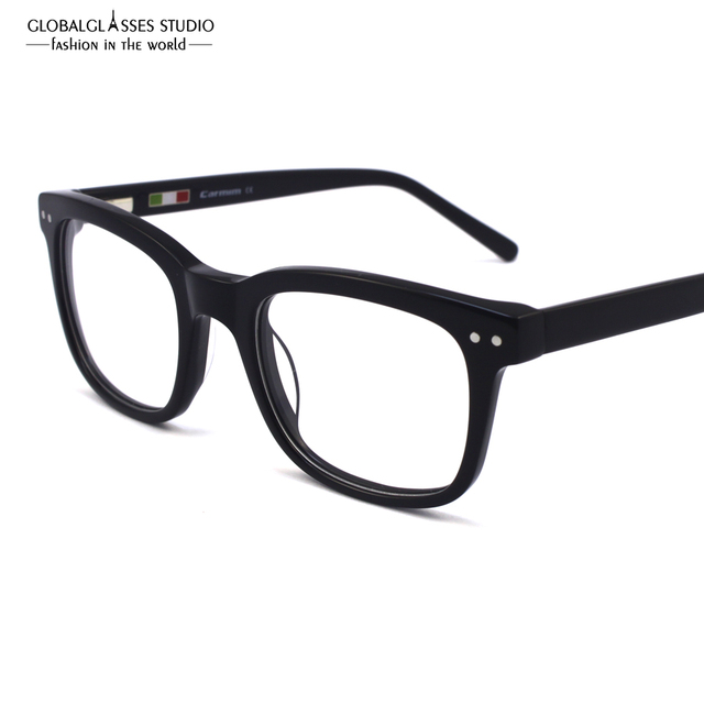 eyeglass frames vintage men women designer eyewear frame optical eye glasses frame can match photochromic lenses - Womens Designer Eyeglass Frames