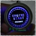 Водонепроницаемый LED Авто Без Ключа Стартер Двигателя Зажигания Пуск Переключатель С Розничной Коробке Зажигание, Нажать Кнопку Старта CY215-CN