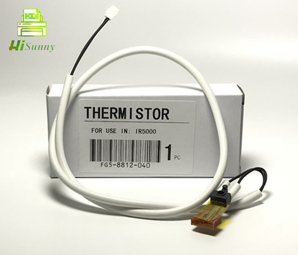 1set FH7-7529-000 FG5-8812-040 For Canon IR5000 5110 5010 6000 6010 5020 6020 Fuser Thermistor1set FH7-7529-000 FG5-8812-040 For Canon IR5000 5110 5010 6000 6010 5020 6020 Fuser Thermistor