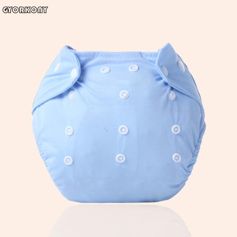 2017 Cloth Diaper Snaps  Baby cloth diapers diaper cover training pants ZJ-A36E8R