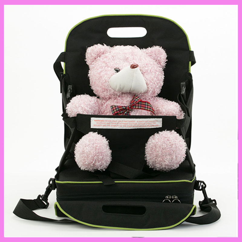 Portable Baby Dining Seat Booster Cushion Infant Child Car Safety Seat Dining Table Chair Cushion Seat for Children 1~2 Years hot sale colorful girl seat covers for cars auto car safety child safety belt portable infant kiddy car seat for traveling