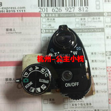 95% nuevo modo de operación dial grupo swich con arranque y botones de zoom de reparación de piezas para nikon p510 p520 cámara digital