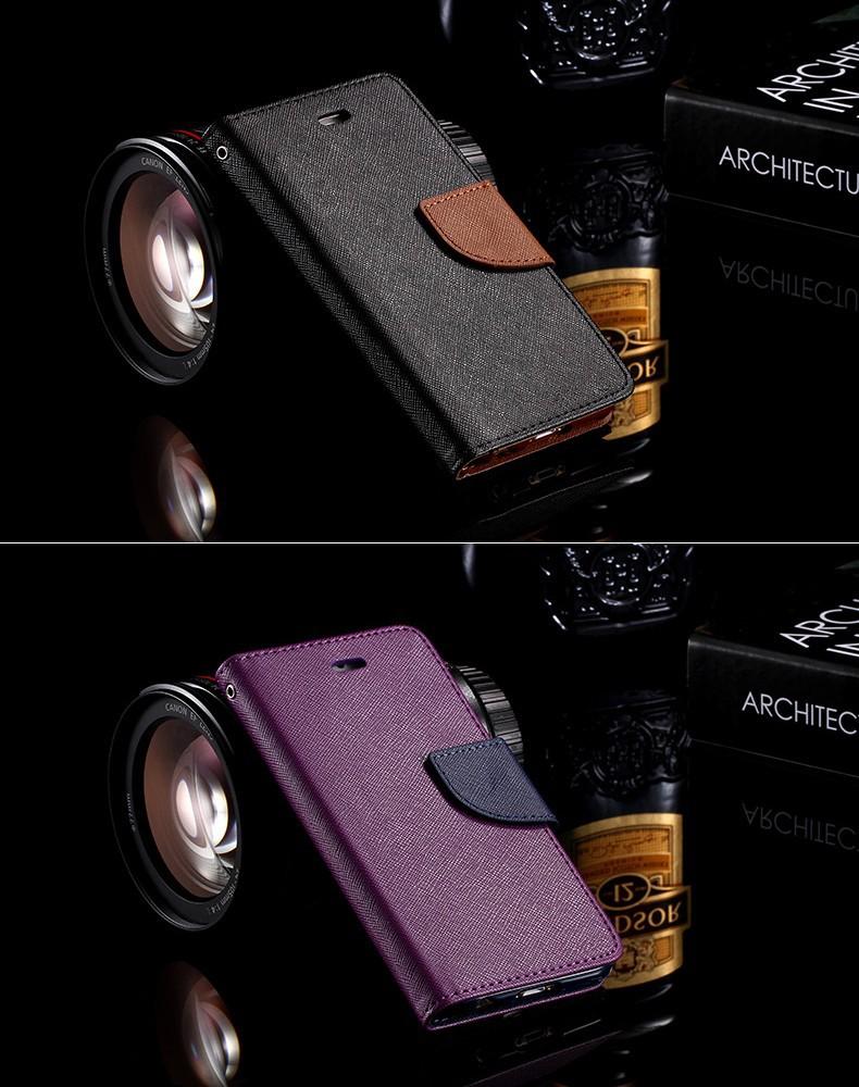 Kisscase dla iphone 5s se telefon case luksusowe kolor skórzane etui z klapką case dla apple iphone 5 5s 5g slot kart pokrywa torba dla iphone SE 12
