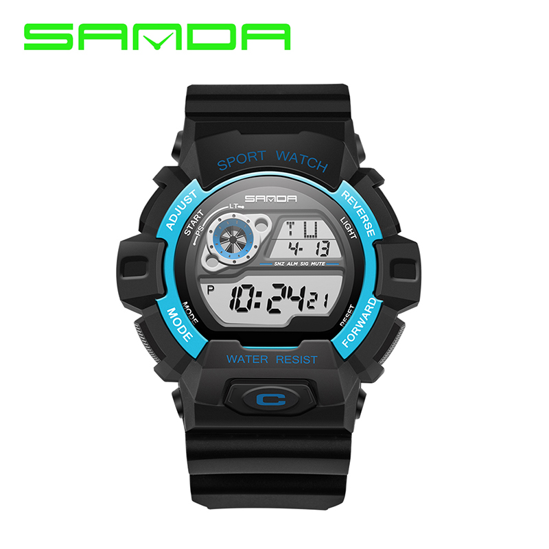 2017 weide brand s casual sport watches led