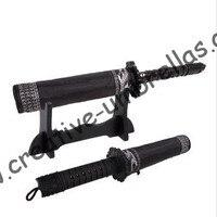 Samurai sword handle,katana umbrella,Wolverine,100%sunscreen,UPF>50+,parasol,three fold auto open&auto close ,windproof