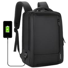 USB Charging Waterproof Business Travel bag Multifunction Anti-theft 14 15.6