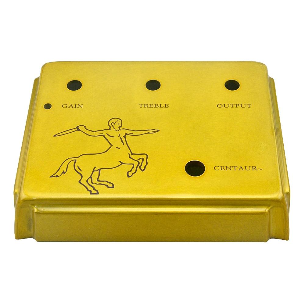1:1 Diecast Aluminum For klon centaur overdrive pedal Project Enclosed Case Gold свитшот print bar bradwarden centaur warrunner