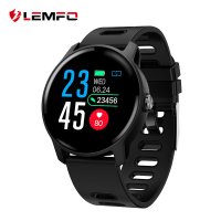 LEMFO S08 Smart Watch IP68 Waterproof Heart Rate Monitor Blood Pressure Sport Smartwatch For Android IOS Phone Wearable Devices