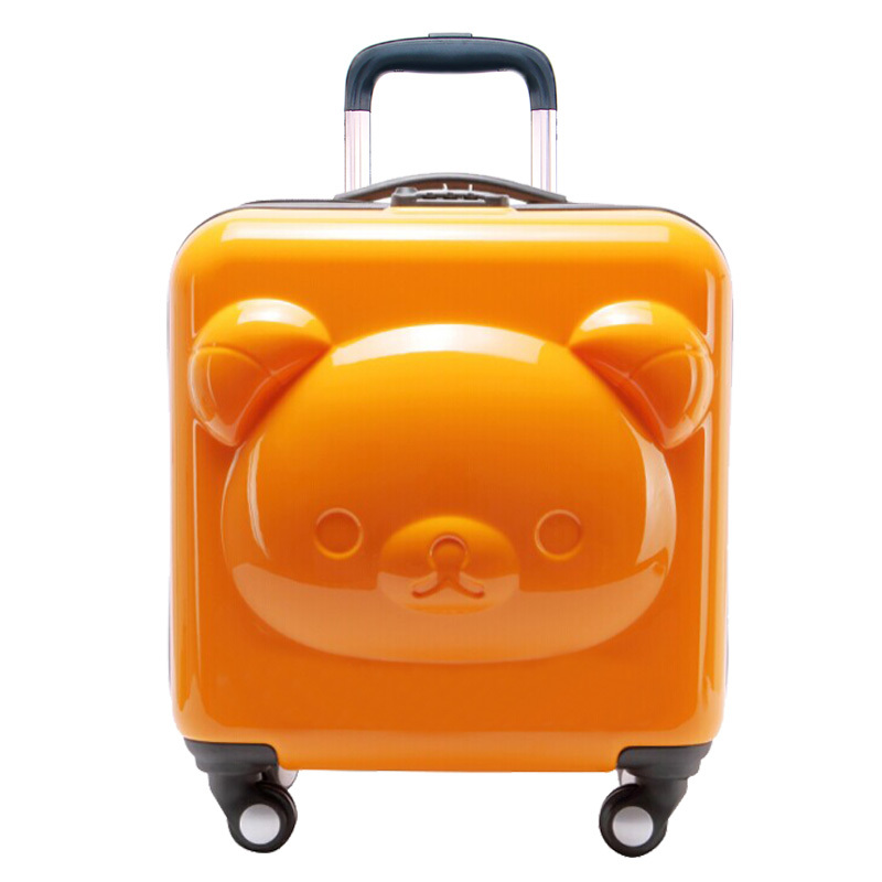 18 children student trip travel bags valise cabine koffer valiz maletas suitcase carry on luggage 162024inch pu leather trip suitcases and travel bags valise cabine maletas valiz suitcase koffer carry on luggage