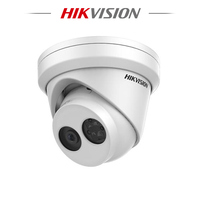 Hikvision Hik 4K Security Camera DS 2CD2385FWD I 8MP H 265 Mini Turret CCTV Camera WDR