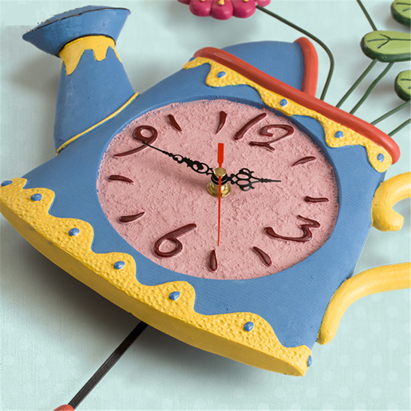 Silent Wall Clock Modern Design Klokken De Parede Duvar Kloki Kitchen Watches Vintage Decorative Large Wall Clocks Metal QQN674Silent Wall Clock Modern Design Klokken De Parede Duvar Kloki Kitchen Watches Vintage Decorative Large Wall Clocks Metal QQN674