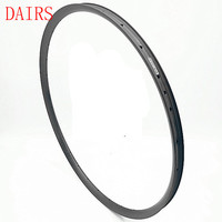 carbon bicycle rims 360g UD 3K carbon rim 24x30mm matte glossy carbon mtb rim 24 28 32 36H V ring 27.5er carbon rims