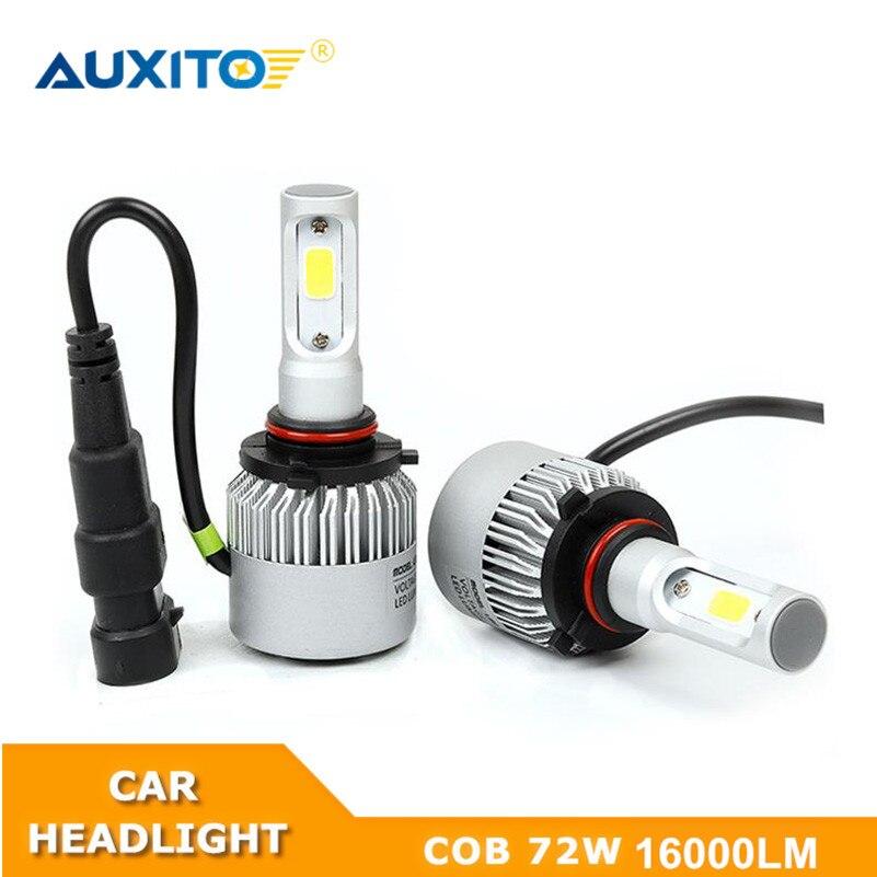 2X For Lexus RX300 IS250 GS300 RX RX330 RX350 LX470 GX470 LX570 GS RX 330 IS200 9005 9006 H11 H9 LED Headlight Bulb 16000LM 12V 1pcs canbus error free t15 car led backup reverse lights lamps for lexus ct es gs gx is is f ls lx sc rx is250 rx300 is350 is300