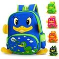 Toddler School Bags Bookbags Kids Back Packs Bolsa Infantil Escolar Schoolbags for Girls Duck Printing Kindergarten Bag